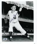 Whitey Ford Yankees signed 8x10 Photo Beckett BAS Authentic auto