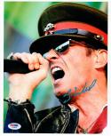 Scott Weiland Stone Temple Pilots signed 8x10 photo PSA/DNA auto