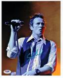 Scott Weiland Stone Temple Pilots signed 8x10 photo PSA/DNA auto Velvet Revolver
