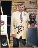 Dave Wilcox Hall of Fame 49ers signed 8x10 photo PSA/DNA