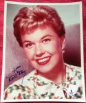 Doris Day signed 8x10 Color photo BAS Beckett Authentication