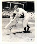 Phil Rizzuto Yankees signed 8x10 photo BAS Beckett Authentic