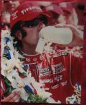 Dario Franchitti Indycar signed 8x10 Photo PSA/DNA auto