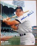 Harmon Killebrew Twins signed 8x10 photo PSA/DNA at Yankee Stadium