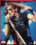 Steven Tyler signed 8x10 photo PSA/DNA autograph Aerosmith