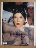 Annette Benning signed 8x10 photo PSA/DNA autograph