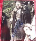 Sean Bean Ned Stark Game of Thrones signed 8x10 photo Beckett BAS Authentic