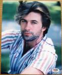 Alec Baldwin signed 8x10 photo PSA/DNA autograph