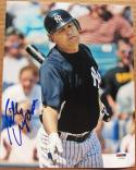 Billy Crystal signed 8x10 photo PSA/DNA autograph Yankees