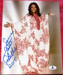 Patti LaBelle Godmother of Soul signed 8x10 photo Beckett BAS Authentication