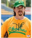 Danny McBride Kenny Powers Eastbound and Down HBO signed 8x10 photo PSA/DNA
