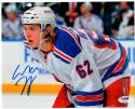 Carl Hagelin New York Rangers signed 8x10 Photo PSA/DNA autographed