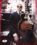T-Bone Burnett signed 8x10 photo Beckett BAS Authentic autograph