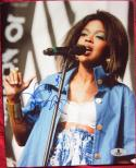 Lauryn Hill signed 8x10 photo Beckett BAS Authentic autograph
