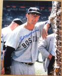 Ted Williams Red Sox signed Color 16x20 photo PSA/DNA + Green Diamond
