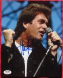 Huey Lewis signed 8x10 photo PSA/DNA autograph