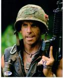 Ben Stiller signed 8x10 photo PSA/DNA autograph Tropic Thunder