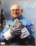 Alan Bean signed 8x10 photo PSA/DNA Apollo 12 inscription Moonwalker