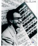 Dave Brubeck Jazz Pianist signed 8x10 photo PSA/DNA autograph