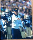 Lou Holtz Notre Dame Coach CHOF signed 16x20 photo STEINER