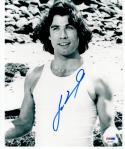 John Travolta Grease Saturday Night Fever signed 8x10 photo PSA/DNA autograph