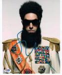 Sacha Baron Cohen signed 8x10 photo PSA/DNA autograph The Dictator