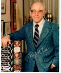 Ralph Baer Father of Video Games Odyssey signed 8x10 photo PSA/DNA autograph