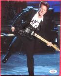 John Cougar Mellencamp signed 8x10 photo PSA/DNA autograph