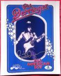 Rick Derringer signed 8x10 photo Beckett BAS Authentic autograph