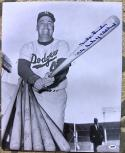 Duke Snider Brooklyn Dodgers signed Duke of Flatbush 16x20 Photo PSA/DNA auto